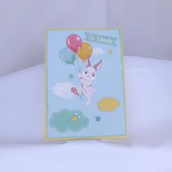 Carte de vœux n°142