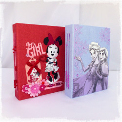 Mini album photo Disney